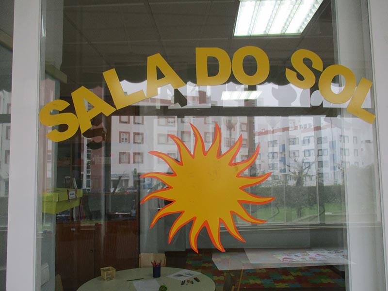 Jardim de Infância Assoalfra Sala do Sol